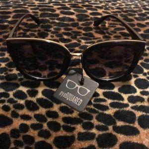 SAMPLE SALE!  eyeSQUARED Cat Eye Sunglasses